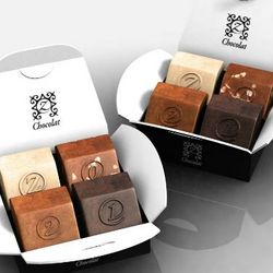 Pack 8 Ideal Taste French Chocolates Gift Box