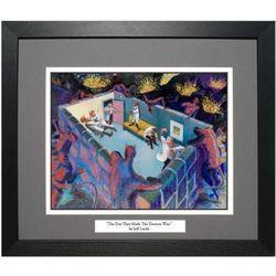 Doctors Waiting Room Framed Print