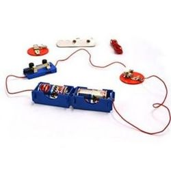 Beginner Circuit Kit for Teaching Series and Parallel Circuits