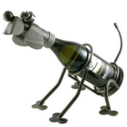 Silly Hound Wine Holder