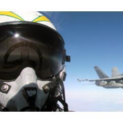 Air Combat Fighter Pilot Simulator in California