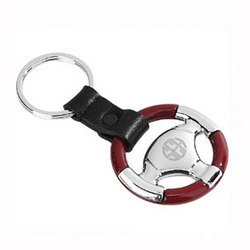 Personalized Steering Wheel Key Chain
