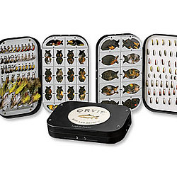 Medallion Fly Box