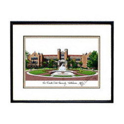 Florida State Seminoles Framed Undergrad Lithograph