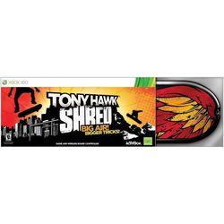 Tony Hawk Shred Skateboard Bundle for Xbox 360