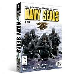 Navy Seals DVD Set