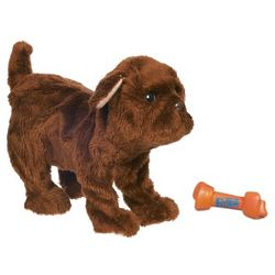 FurReal Friends Chocolate Lab Newborn Pup