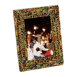 Recycled Bangles Photo Frame
