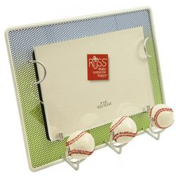 Sports Page Baseball Picture Frame