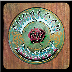 Grateful Dead American Beauty Vinyl Album