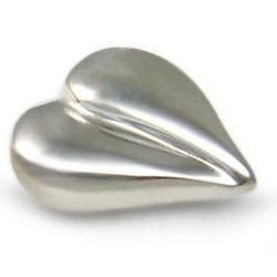 Pocket Heart Solid Sterling Silver