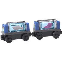 Aquarium Train Car Set