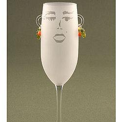 Carmen Flute Glasses