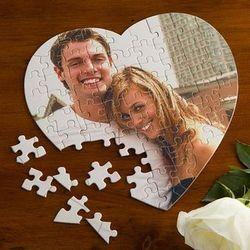 Love Connection Photo Puzzle