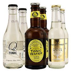 Premium Tonic Water Sampler