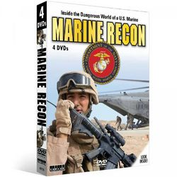 Marine Recon DVDs