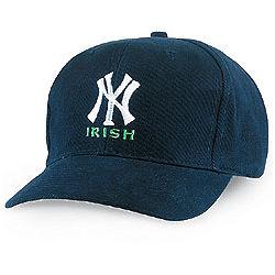 Men's NY Yankees Irish Cap