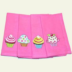 Sweet Treat Organic Cotton Napkins for Kids