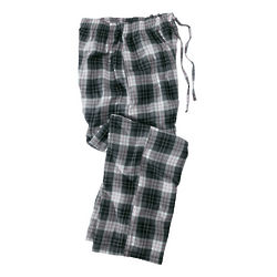 Men's Tartan Plaid Flannel Pajamas