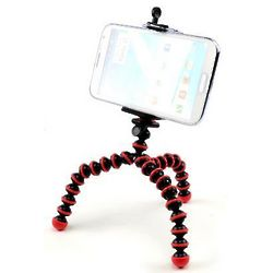 Galaxy Note Tripod with Flexible Octopus Legs