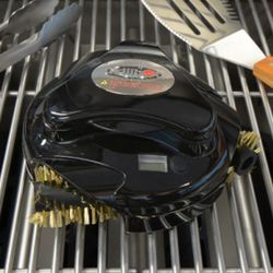 Automatic Grill Cleaning Robot