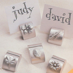Garden Place Card Holders