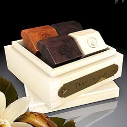 Dawn Natural Basswood Box of French Chocolates