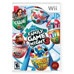 Hasbro Family Game Night 3 for Wii