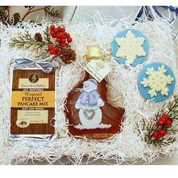 Arctic Frost Maple Syrup and Pancakes Gift Box