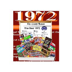 1972 Candy Gift Box with Highlights