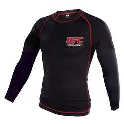 UFC Classic Long Sleeve Rash Guard