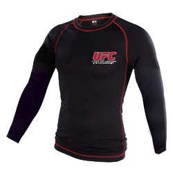 UFC Classic Long Sleeve Rash Guard