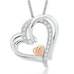 I Am Loved Diamond Pendant