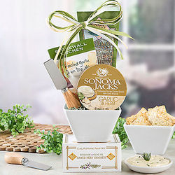 Cheese and Crackers Gift Set