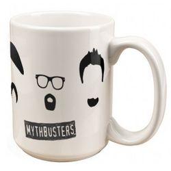MythBusters Cast Silhouette Jumbo Mug