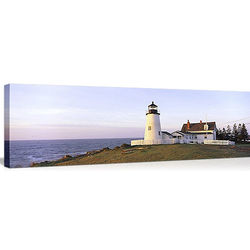Pemaquid Point Lighthouse in Maine Great Big Canvas