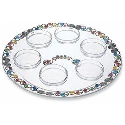 Jeweled Seder Plate