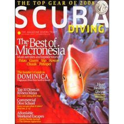 Scuba Diving Magazine Subscription