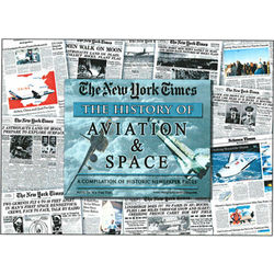 The History of Aviation and Space Commemorative Newspaper