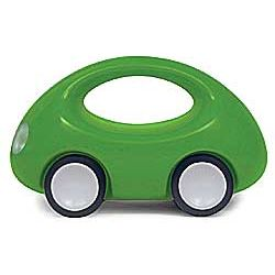 Green Beep Push Car