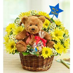 You're the Best Floral Arrangement
