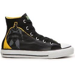 Boys Converse All Star Batman Hi-Top Sneaker