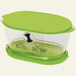 Lettuce Keeper with Colander Container