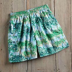 Hawaiian Tropical Swim Shorts
