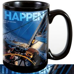 Make It Happen Ceramic Mug