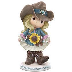 My Granddaughter My Little Sunshine Figurine