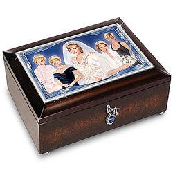 Princess Diana Illuminated Music Box