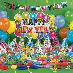 Happy New Year's Assortment