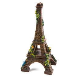 Eiffel Tower Aquarium Ornament