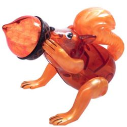 Scamper the Squirrel Wind-Up Toy